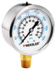 Liquid Filled Pressure Gauge -- BY12YPD4LW - Image