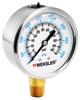 Liquid Filled Pressure Gauge -- BY12YPV4LW