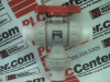 BALL VALVE 3WAY MULTIPORT 150PSI 70DEG F THERMOPLA -- 23