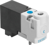 Air solenoid valve -- MHP1-M5H-3/2G-M3-PI -- View Larger Image