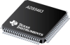 ADS5463 12-bit, 500 MSPS Analog-to-Digital Converter with Buffered Input -- ADS5463IPFP - Image