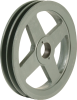 "8.75"" Spoked Cast Iron Sheave -- 8039638 - Image"