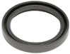Rubber Covered Single Lip Shaft Seal with Spring -- 40X52X7HMS5RG - Image