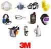 3M E-A-R 319-1002 Clear Silicone Rubber Tipped Foam Ear Plugs - 080529-19002 -- 080529-19002