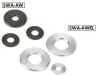 Adjust Metal Washer - Steel - Electroless Nickel Plating -- SWA-AWEL - Image