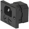 IEC Appliance Inlet C14 with Fuseholder 2-pole