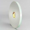 3M 4008 Double Coated Urethane Foam Tape - Image