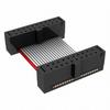 Rectangular Cable Assemblies -- FFSD-10-D-02.37-01-N-RW-ND -Image