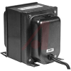 Transformer, Step-Down;1500VA;230VAC Vi;115VAC Vo;5.39In.H;4.4In.W;6.63In.Dia.;2 -- 70181308
