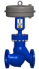 WTA® Bellows Sealed Globe Valves -- WTA® Automated Valves with Flushed Bellows Type 11.3 - Image