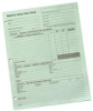 MSDS Sheet Organizer, Pk50 -- 8ADY3