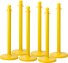 Bradylink Solid Color Warning Posts - Small -- 80944