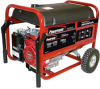Powermate 7000 Watt Portable Generator w/ Honda GX Engine -- Model PM0497000