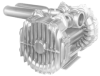 Compressors and Pumps, Regenerative Blowers -- R7P
