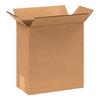 "8 3/4"" x 4 3/8"" x 9 1/2"" - Corrugated Boxes -- 849"