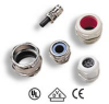 Industrial Straight-Through Cable Gland -- 5211421 -Image