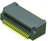 Eye Speed™ I/O Assembly Right Angle Edge Rate Socket -- ERI8 Series - Image