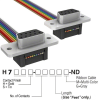 D-Sub Cables -- H7SSH-0910M-ND -Image
