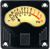 Vintage Series Analogue Meter -- AL15 -- View Larger Image