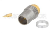 BMA Plug Slide-On Hermetically Sealed Thread-In Mount, With Auxiliary Contact -- PE45353 -Image