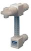 FLOWMETERS, 100 CC/MIN. - 5000 CC/MIN. -- FM-3-101144-0400 - Image