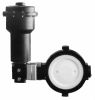 Control & Shut-off Butterfly Valve -- Pfeiffer Type BR 10a - Image