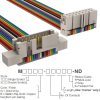 Rectangular Cable Assemblies -- M3DYK-1606R-ND -Image