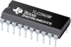 TLC2543M 12-Bit 66 kSPS ADC Ser. Out, Pgrmable MSB/LSB First, Pgrmable Power Down/Output Data Length, 11 Ch -- 5962-9688601QRA - Image