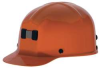 Hard Hat w/ Lamp Bracket and Cord Holder -- 10D941