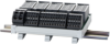 10-Way Cascadable DIN Rail Mount Power Distribution System -- SVS09 -- View Larger Image