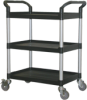 3 Shelf Utility Cart -- 97403B