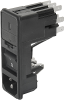 IEC Appliance Inlet C14 -- KG Series