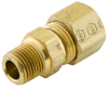 Compression Brass Fitting -- 68X4