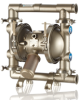 Sanitary Double Diaphragm Pump -- SaniForce 1590