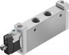 Air solenoid valve -- VUVG-L18-M52-RT-G14-1R8L -Image