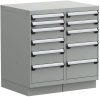 L Cabinet, with Base (36