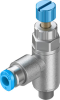 One-way flow control valve -- GRLA-M5-QS-3-RS-D -Image