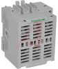 Disconnect Switch, Fusible, 3 Pole, 30A, 600VAC, Fuse Type: Class J, IEC -- 70060552