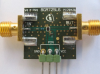 GPS / GLONASS / COMPASS LNA, Evaluation -- BGA725L6 BOARD