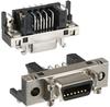 D-Shaped Connectors - Centronics -- H10028-ND