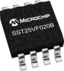 2Mb SPI Serial Flash -- SST25VF020B - Image