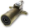 Heavy-Duty Connector Plug 37670, Single Pole, 12-24V, 15A -- 37670