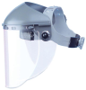 "F-400 Faceshield Headgear - Medium-duty w/ 4"" crown protector > UOM - Each -- F400 -- View Larger Image"