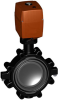 Electrically Actuated Butterfly Valve Type 142