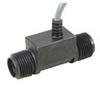 NSF-Approved Turbine Flowmeter, 0.2 to 2 GPM, 3/8