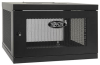 SmartRack 6U Low-Profile Switch-Depth Knock-Down Wall-Mount Rack Enclosure Cabinet -- SRW6UKD