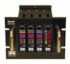 Detcon Gas Detection Control System, NEMA 1, 4 Channel -- 410-N1-24VDC