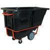 1 cu. yd. - Black - Standard Grade Tilt Truck -- RUB157
