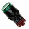 Pushbutton Switches -- D16OAR11JGRNGRN-ND
