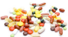 Nutritional Supplements -- High Value Mineral Salts -Image